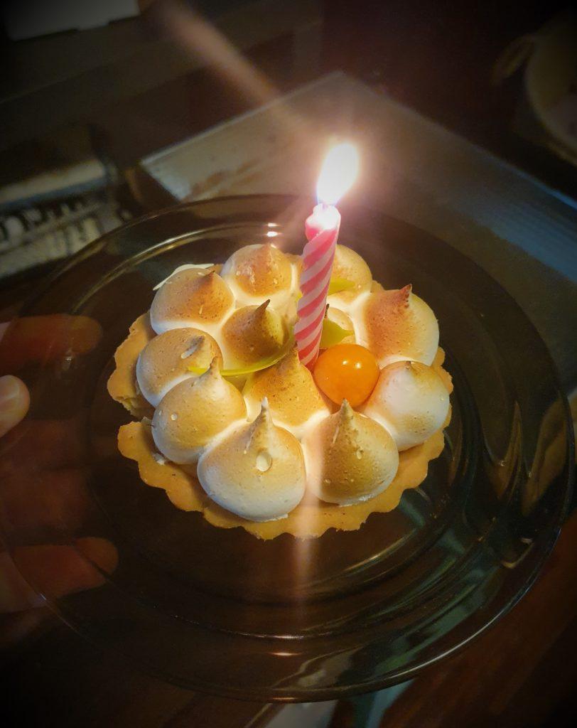 zdmuchnij świeczkę